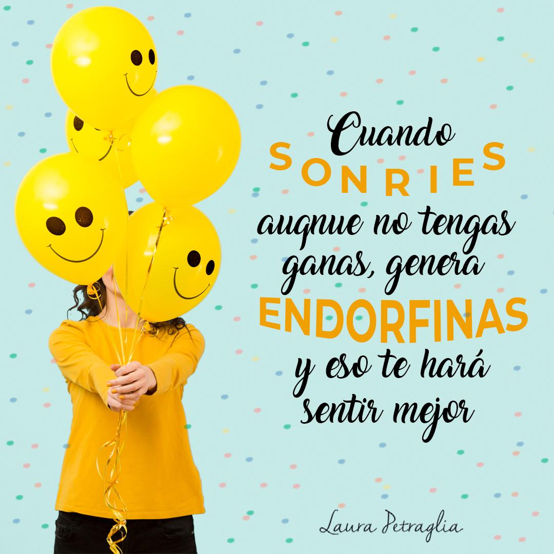 Cuando sonríes…